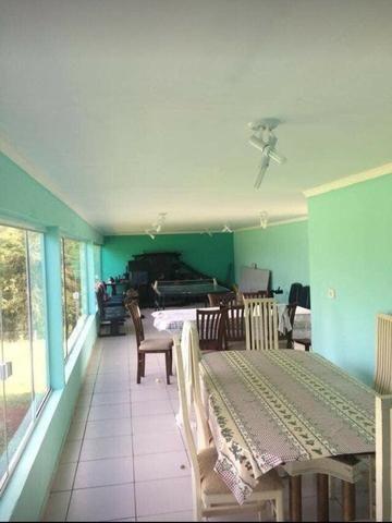 Chácara de condomínio perto de Curitiba c/ sala jogo e campo 365.000 Aceita imóvel e carro - Foto 5