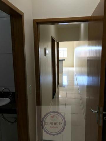 Casa 2 quartos (1 suíte) Bairro São Francisco - Senador Canedo - Foto 11