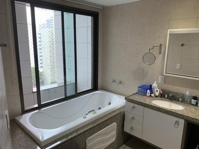 Apartamento para venda com 217 metros quadrados com 4 quartos em Meireles - Fortaleza - CE - Foto 16