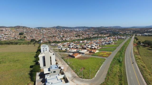 Lote comercial e residencial no bairro eldorado em para de minas 354 m² - Foto 2