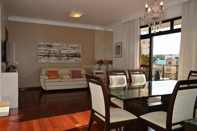 Apartamento à venda com 3 dormitórios em Mansões do bom pastor, Juiz de fora cod:5134 - Foto 3
