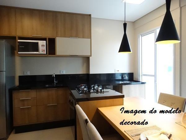 Apartamento à venda, 2 quartos, 1 vaga, demarchi - são bernardo do campo/sp - Foto 7