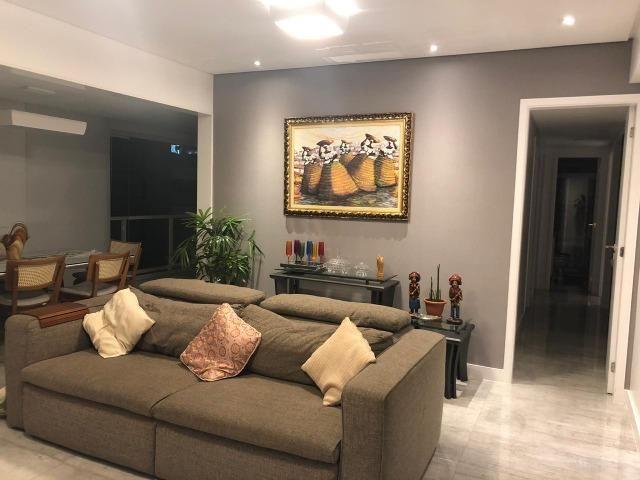 Apartamento 3/4 + Home Office Platno GreenVille Andar Alto Vista Bosque