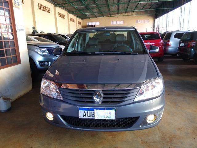 Renault Logan Expression 1.6 8v Flex Completo 2011 - Foto 3