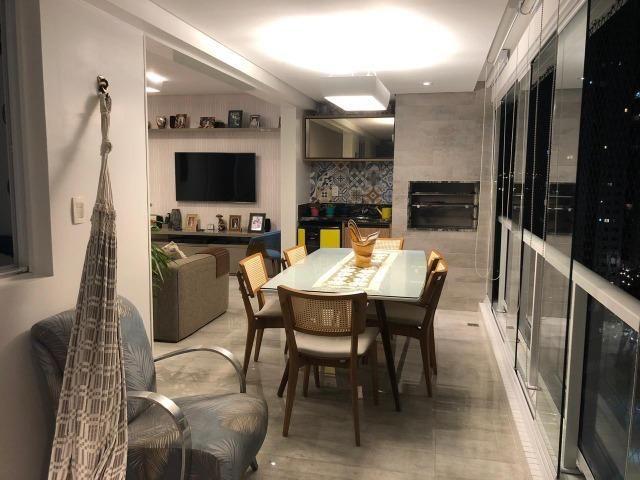 Apartamento 3/4 + Home Office Platno GreenVille Andar Alto Vista Bosque - Foto 20