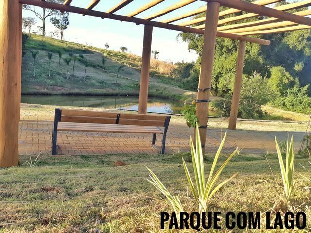 More a 14km do Passeio das Águas com Terrenos apartir de 2000m2 Obras Adiantadas - Foto 4
