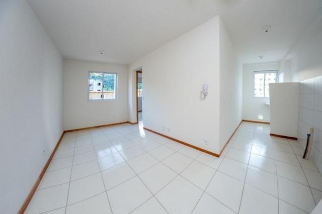 Apartamento à venda com 2 dormitórios em João pessoa, Jaraguá do sul cod:ap404
