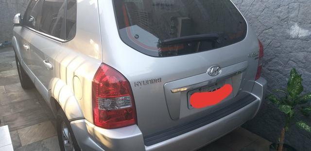 Hyundai Tucson 2.0 MPFI GLS 16V 143CV 2WD FLEX 4P Automatica