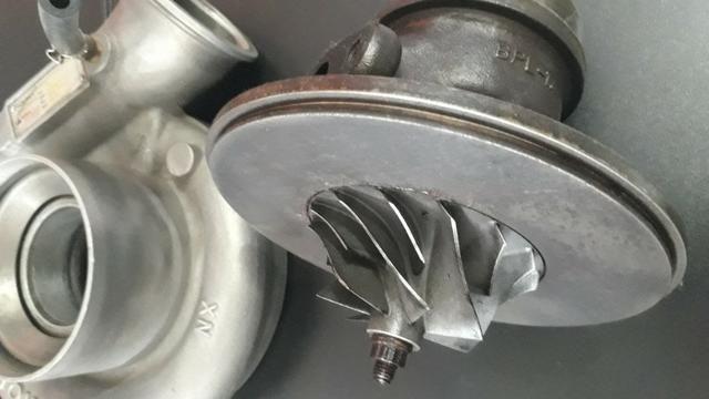 Turbina Holset Diesel