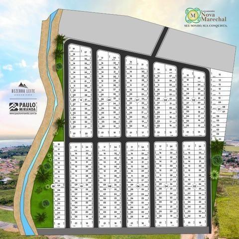 Loteamento Nova Marechal - A partir R$ 199,00 - 1 fase 90% vendida - Foto 3