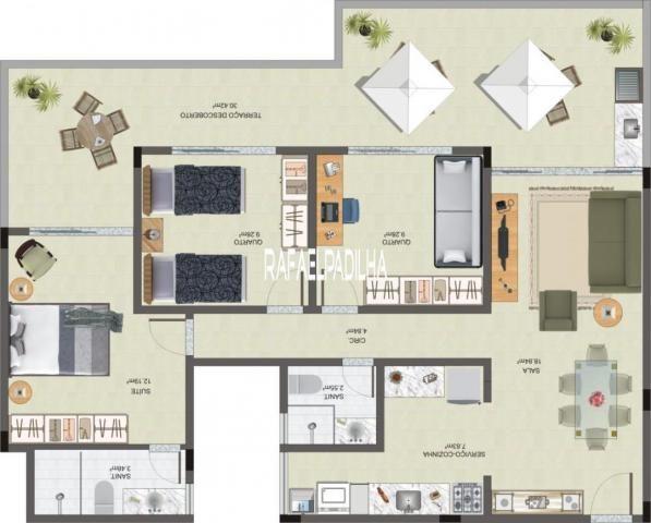 Apartamento à venda com 2 dormitórios em Nossa senhora da vitória, Ilhéus cod: * - Foto 2