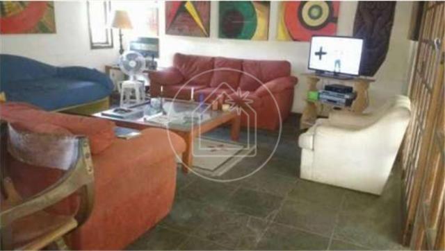 Casa à venda com 4 dormitórios em Cosme velho, Rio de janeiro cod:487081 - Foto 2