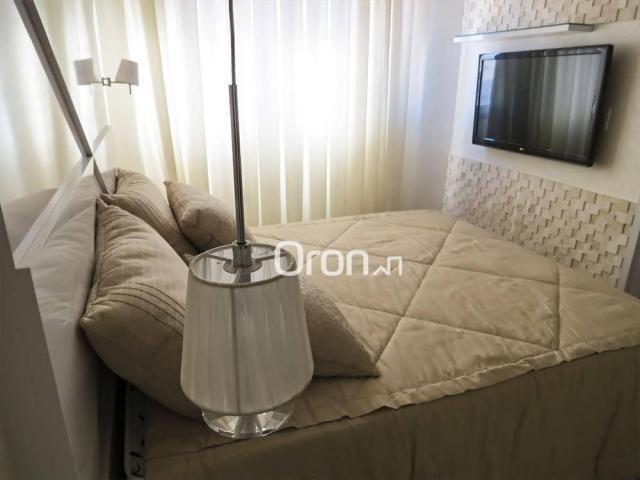 Apartamento com 2 dormitórios à venda, 55 m² por R$ 243.000,00 - Vila Rosa - Goiânia/GO - Foto 10