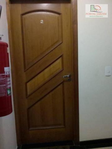 Apartamento com 2 dormitórios para alugar, 50 m² por r$ 1.300/mês - vila alto de santo and - Foto 10