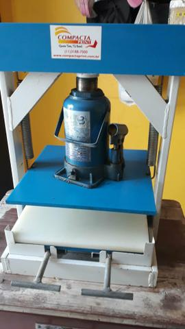 COMPACTA PRINT (Máquina para fazer sandálias) - Foto 6