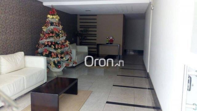 Apartamento com 3 dormitórios à venda, 85 m² por R$ 340.000,00 - Jardim América - Goiânia/ - Foto 3