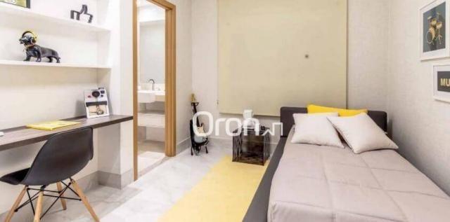 Apartamento com 4 dormitórios à venda, 440 m² por r$ 2.971.000,00 - setor marista - goiâni - Foto 11