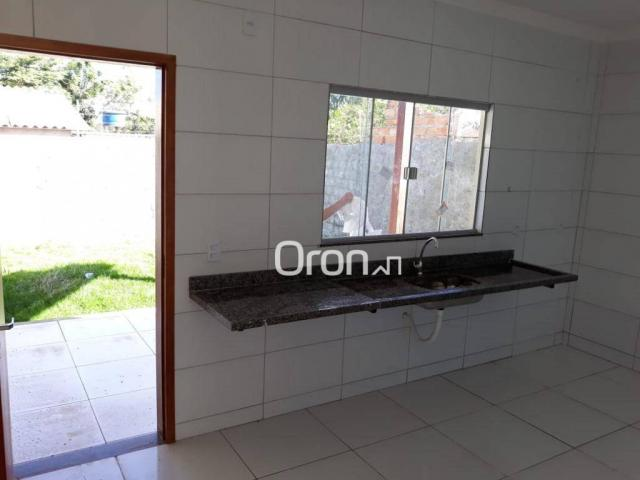 Casa à venda, 92 m² por R$ 160.000,00 - Jardim Buriti Sereno - Aparecida de Goiânia/GO - Foto 2