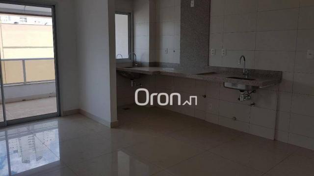 Apartamento à venda, 74 m² por r$ 420.000,00 - setor bueno - goiânia/go - Foto 6