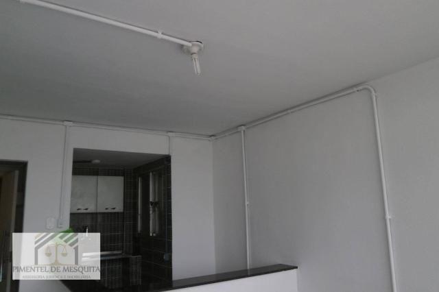 Apartamento com 1 dormitório para alugar, 50 m² por r$ 900/mês - centro - niterói/rj - Foto 4