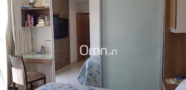 Apartamento com 2 dormitórios à venda, 69 m² por r$ 299.000,00 - setor pedro ludovico - go - Foto 14