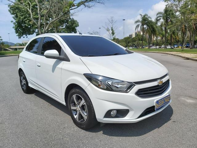 GM Onix 1.4 LTZ 2017 TOP Unico Dono Revisões Concessionaria
