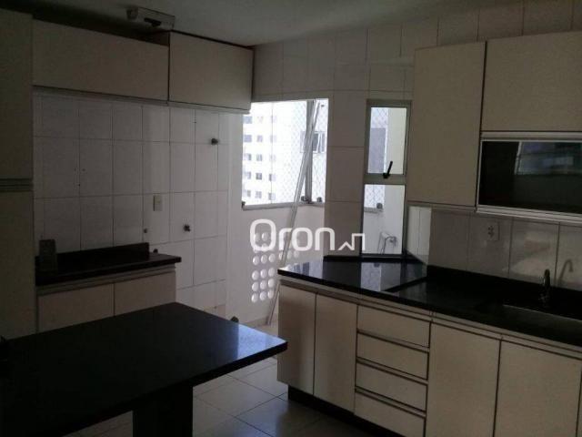 Apartamento com 3 dormitórios à venda, 117 m² por R$ 620.000,00 - Setor Bueno - Goiânia/GO - Foto 4