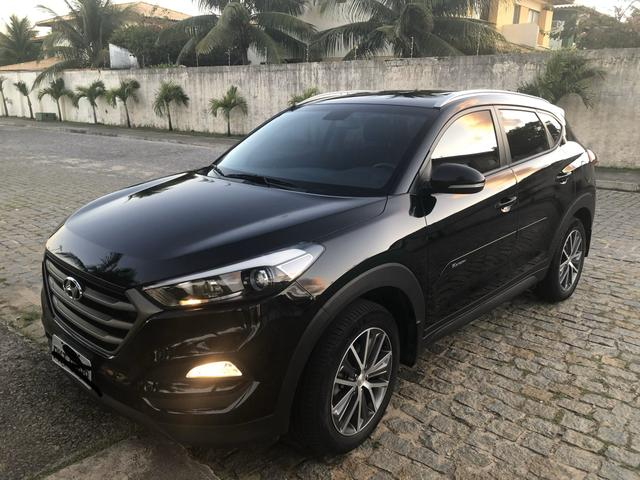 Tucson 1.6 TURBO 2017/2018