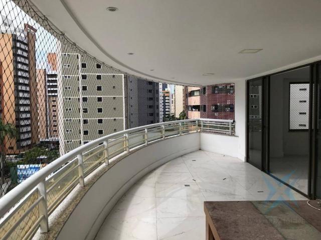 Apartamento com 4 dormitórios à venda, 357 m² por r$ 2.680.000,00 - meireles - fortaleza/c - Foto 15