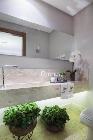 Apartamento com 3 dormitórios à venda, 154 m² por R$ 981.000,00 - Alto da Glória - Goiânia - Foto 8
