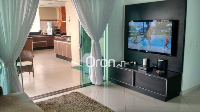 Sobrado com 4 dormitórios à venda, 340 m² por R$ 1.100.000,00 - Jardim América - Goiânia/G - Foto 5