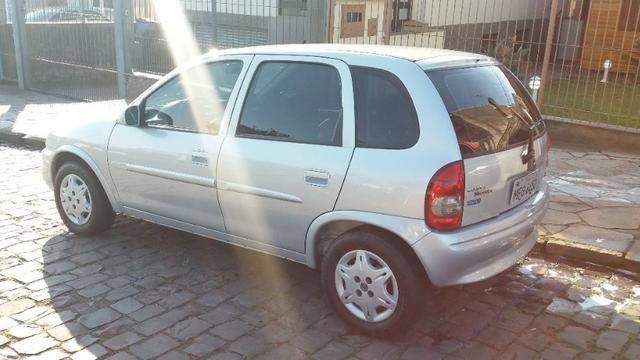Corsa hatch millenium 2002 impecavel - Foto 9