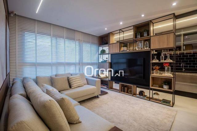 Loft com 1 dormitório à venda, 63 m² por r$ 352.340,00 - setor bueno - goiânia/go