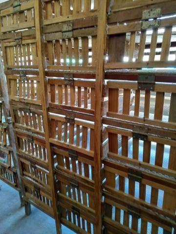 Vendo 2 gaiolas para codorna capacidade pra 700 codornas - Foto 4