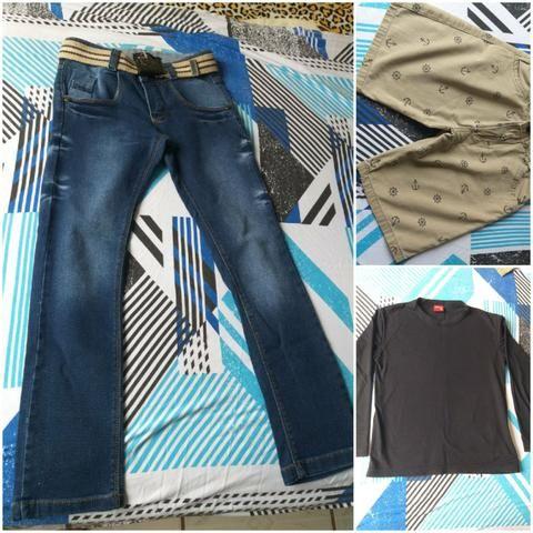 Vendo combo roupa infantil masculino - Foto 2