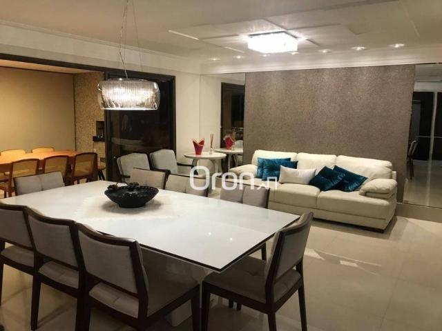 Apartamento à venda, 174 m² por r$ 1.250.000,00 - setor bueno - goiânia/go - Foto 6