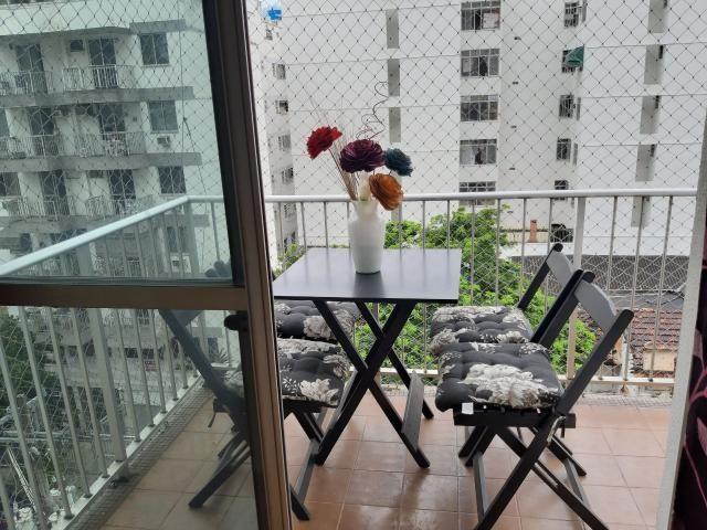Apartamento vila isabel sala 1 quarto deps casinha de boneca - Foto 11