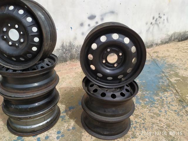 Rodas de ferro - Foto 3