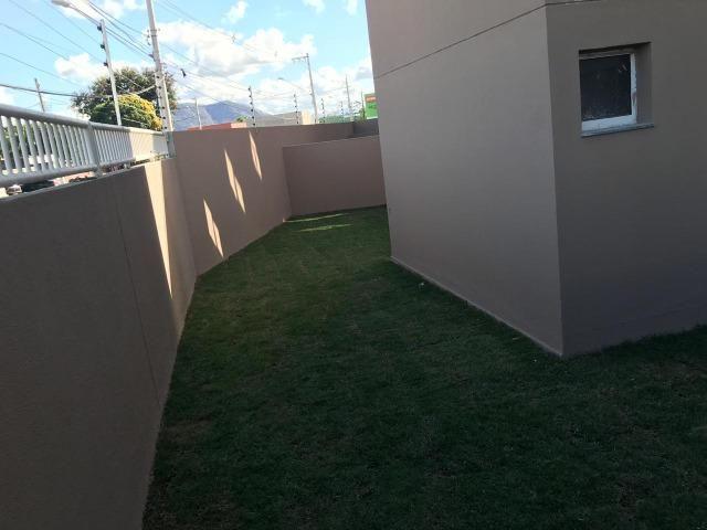 Apartamento 2 quartos e 2 quartos com quintal imperdível!! No MCMV - Foto 3