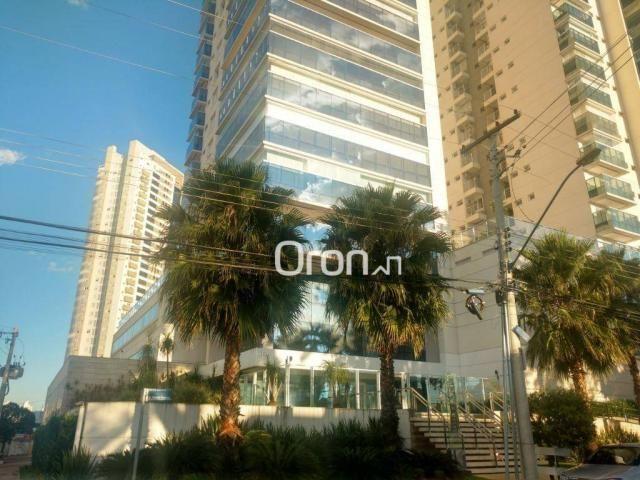 Apartamento à venda, 265 m² por R$ 2.450.000,00 - Setor Marista - Goiânia/GO - Foto 2