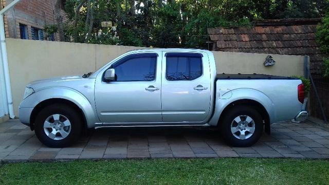 Nissan Frontier XE 4X2 - 2011/2012