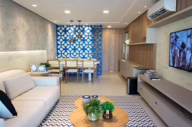 Golf Ville Apartamento alto padrão 3 suítes com varanda gourmet - Foto 6