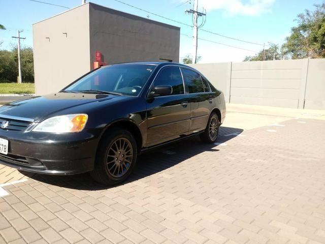 Honda Civic 2003 Impecável! R$ 17.888,00.