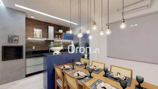 Casa com 4 dormitórios à venda, 201 m² por R$ 687.000,00 - Sítios Santa Luzia - Aparecida  - Foto 3