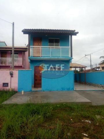 OLV-Casa com 2 dormitórios à venda, 80 m² por R$ 105.000 - Unamar - Cabo Frio/RJ CA1186 - Foto 2