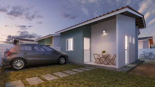 Casa 2/4 Piranga II Juazeiro-Ba - Foto 2