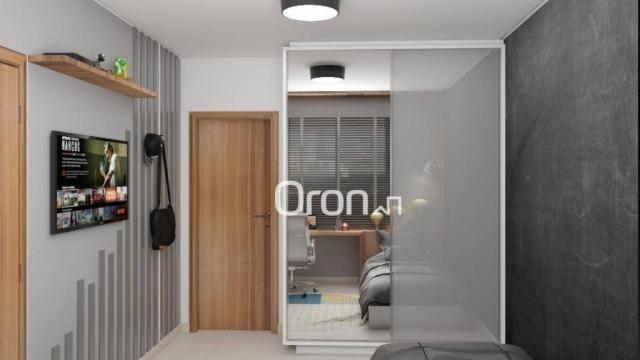 Cobertura com 4 dormitórios à venda, 318 m² por R$ 1.271.000,00 - Setor Bueno - Goiânia/GO - Foto 16