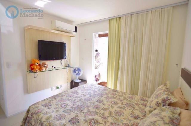 Apartamento com 2 dormitórios à venda, 70 m² por R$ 410.000,00 - Guararapes - Fortaleza/CE - Foto 11