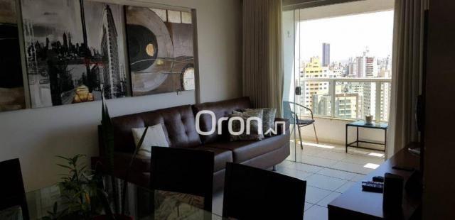 Apartamento com 2 dormitórios à venda, 69 m² por r$ 299.000,00 - setor pedro ludovico - go - Foto 5