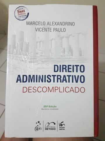 Direito Administrativo: Descomplicado